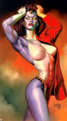 Mystique (Character) - Comic Vine
