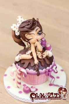 Lady ChokoLate - Cake by ChokoLate