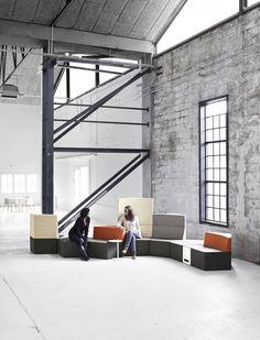 沙发 MANHATTAN Manhattan系列 by HOWE | 设计师Morten Nikolajsen
