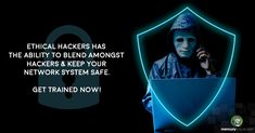 Get the ethical hacking training and push your career. Online Training Courses, Vulnerability, How To Become, Career, Hacks, Carrera, Tips