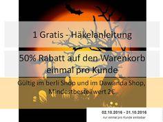 Häkeln: Neue Homepage mit Gewinnspiel