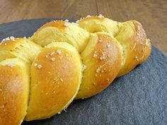 Pumpkin soft pretzels bread. It's beginning to look a lot like I love OhLadycakes.