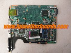 Replacement for HP 578129-001 Laptop Motherboard