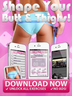 See which top U.S. doctors recommend 'Butt Lift Workout Pro HD', an iTunes app on HealthTap!