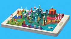 Animation for IBM mobile first. Sound by Lee seung joo / Seo joon IBM Korea. 2013
