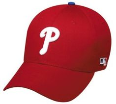 86c4ddd9f91 This Philadelphia Phillies clean up adjustable baseball cap comes in red  with the Philadelphia Phillies logo in white. Great hat for Philadelphia  Phillies ...