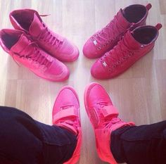 ALL-RED EVERYTHING - AIR YEEZY