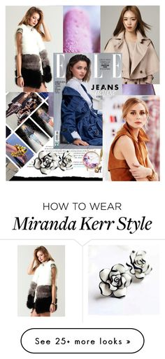 """""""Untitled #377"""" by mmsbeg on Polyvore featuring storets, Kerr® and Lipsy"""