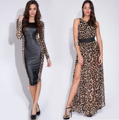Lady in Leopard  Which dress do you prefer dolls? 1 or 2?   SHOP HERE ➡️ www.LeVixen.com  #LeVixen #womensfashion #womensclothing #dresses #leopardprint #ootd #fashion #style #outfit #tuesday Ootd Fashion, Womens Fashion, Tuesday, Dresses For Work, Dolls, Clothes For Women, Lady, Outfits, Shopping