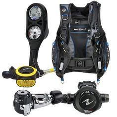 Aqua Lung Essential Package Pro HD BCD Size ML Titan Regulator ABS Octo i300 Computer SPG Console Aqualung Scuba Diving Combo Set Medium-Large - http://scuba.megainfohouse.com/aqua-lung-essential-package-pro-hd-bcd-size-ml-titan-regulator-abs-octo-i300-co