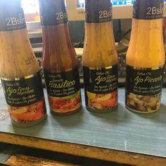 Nuevas salsas