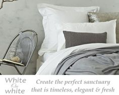 Our mission is to inspire a Whiteport lifestyle in every home. Whiteport offers a unique range of premium and affordable bedding, furniture and homewares, all themed around a stylish white palette. Our online store is a one-stop shop for inspirational home décor, bed linen, napery and furniture.