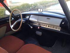 Citroen ID19 1958 21-04-1958 zwart   dashboard Citroen Ds, Manx, My Dream Car, Dream Cars, Safari, All Cars, Motor Car, Cars And Motorcycles, Hot Wheels