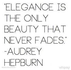 Gotta Love Audrey Hepburn!