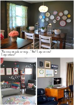 Casa de Colorir: Cinza é cor? Sim, senhor!