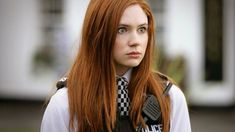 """Jumanji Adds Doctor Who Star Karen Gillan  Karen Gillan has joined the cast of Sony's upcoming Jumanji reboot.  According to Deadline the Doctor Who and Guardians of the Galaxy star will playMartha. She joins a cast of all-star talent that includesDwayne Johnson Kevin Hart Nick Jonas andJack Black.The outlet said """"she meshed best with the cast and won out"""" concluding months of searching as Sony sought out the right actress for this key role.   Karen Gillan as Amy Pond in Doctor Who  Continue…"""