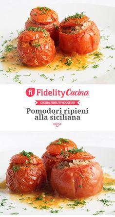 Churro, Bruschetta, Italian Recipes, Buffet, Avocado, Brunch, Food And Drink, Veggies, Stuffed Peppers