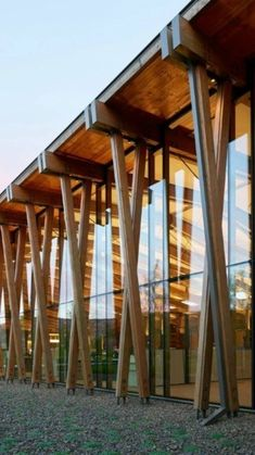 Washington Fruit & Produce Co. Headquarters – Archinect Washington Fruit & Produce Co. Headquarters Washington Fruit & Produce Co. Architecture Design, Timber Architecture, Facade Design, Contemporary Architecture, Exterior Design, Tectonic Architecture, Canopy Architecture, Vernacular Architecture, Chinese Architecture