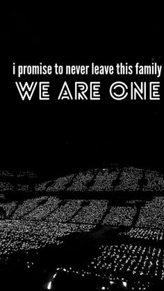 what ever is reason promise you will never leave this family!exo-l!exo!saranghaja! #exol