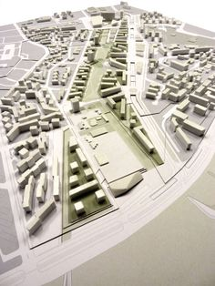 Masterplan Torrespaccata, Location: Rome, Italy - Design: Labics/Dominique Rethans