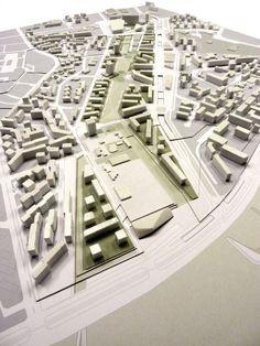 Masterplan Torrespaccata, Location: Rome, Italy - Design: Labics/Dominique Rethans