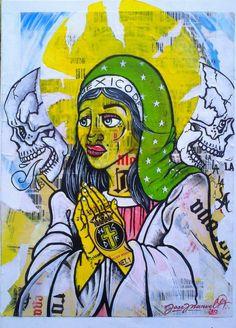 La Virgen de la Caguama