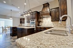 If you love cooking, then remodel your kitchen and upgrade to a chef grade kitchen. To learn more about kitchen design and remodeling, call DFW Improved! Home, Kitchen Remodel, Kitchen Inspirations, House Architecture Design, Kitchen Cabinets And Countertops, Home Remodeling, Home Trends, Kitchen Design Decor, Kitchen Design Diy