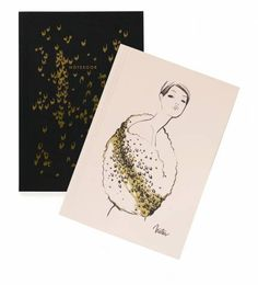 Garance Doré - Leopard - Set Of 2 Notebooks
