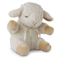 Shop for cloud b sound machine soother sleep sheep eight sounds at buybuy BABY. Buy top selling products like cloud b® Sleep Sheep™ 8 Sounds Soother and undefined. Shop now! Baby Shower Gifts, Baby Gifts, Pet Sheep, Shower Bebe, Babies R Us, Fur Babies, Good Sleep, Sleep Help, Baby Registry