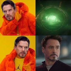Strange #InfinityWar