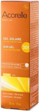 Acorelle Facial Sun Gel SPF 30 - 30 ml