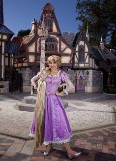 At Disneyworld