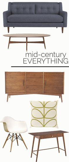 Mid Century Modern Furniture 2019 My Style Vita shares her favorite mid century modern furniture for your home in her weekly Friday Furnishings series. The post Mid Century Modern Furniture 2019 appeared first on Furniture ideas. Mid Century Modern Living Room, Mid Century Modern Decor, Mid Century Modern Furniture, Living Room Modern, Living Rooms, Coastal Living, Couch Furniture, Furniture Makeover, Furniture Decor
