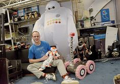 Daniel Pillis, a graduate student and artist-in-residence at the Robotics Institute at Carnegie Mellon University, is leading the effort to create a robot museum that would house past prototypes and serve as a sort of history museum for a relatively new industry.
