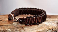LIVRAISON gratuite bracelet homme bracelet homme par FosforStore