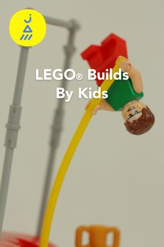 Epic LEGO® builds created by kids on JAM.