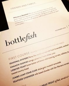 Invited to the special pre-opening of @bottlefishrestaurant - the newest restaurant in Brentwood Gardens soon to be one of the hottest spots in LA!  Tantalizing treats to ensue... #bottlefish #brentwood #brentwoodgardens #LA #lahotspots #newrestaurant #grandopening #preopening #losangeles #foodie #finedining