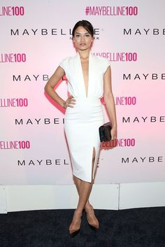Maybelline New York's 100 Year Anniversary - Celebrity Fashion Trends