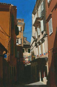 Corfu Old Town 03