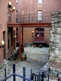 Penn Brewery, North Side