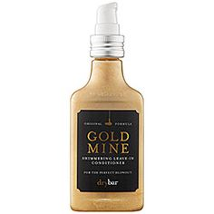 Sephora: Drybar : Gold Mine Shimmering Leave-In Conditioner : conditioner-hair
