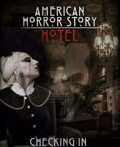 Lady gaga in American Horror Story.... Yes c: