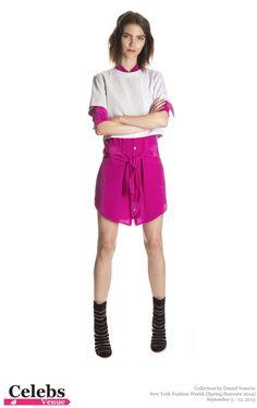 Daniel Vosovic (Spring-Summer 2014) R-T-W collection at New York Fashion Week