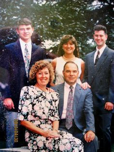 """"""" THE FAMILY...AS IT WAS """""""