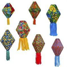 Balão Junino Chita 50cm Accessories, Bonfire Parties, Ideas Party, Craft, Celebration, Jewelry Accessories