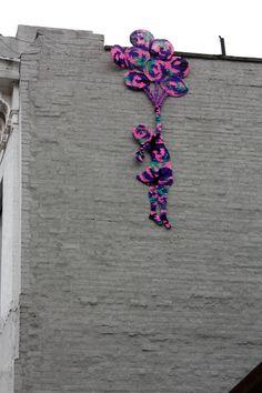 yarn graffiti