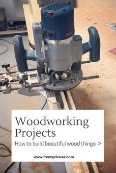 Woodworking Projects and Plans for Beginners | FREECYCLE