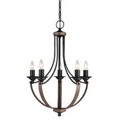 Corbeille 5-light Stardust Candelabra Chandelier - Free Shipping Today - Overstock.com - 16147352 - Mobile