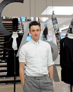 Guillaume Henry Confirmed As Creative Director At Nina Ricci