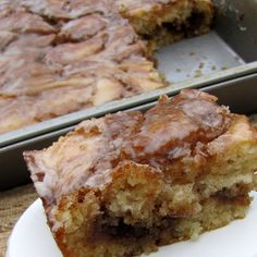 Rumbly in my Tumbly has moved!   For my cinnamon roll cake recipe, please click the link below to be redirected to my new site.   http://r...